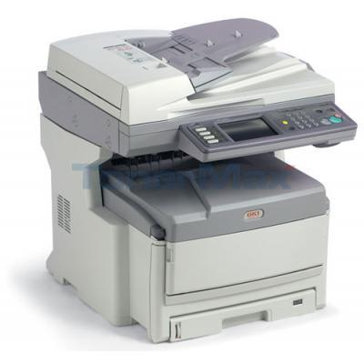 Okidata MC860 MFP